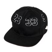 SSLSS Mesh Snapback (Black)