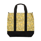 [The Simpsons] Family Tote Bag (Yellow)