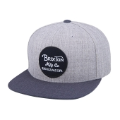 LIGHT HEATHER GREY/CHARCOAL