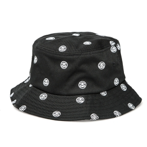 SS EMBROIDERED BUCKET HAT