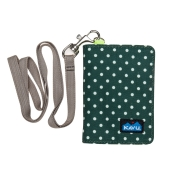 Winston Wallet/Pine Dots