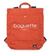BAGUETTE BACK PACK (OXFORD)