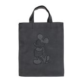 MONO MICKEY SHOULDER BAG(BLACK)