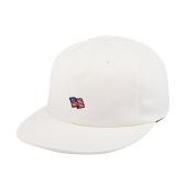 FLAG B.B. CAP WHITE