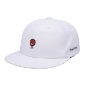 [HNK] Sweet More 6P Cap (White)