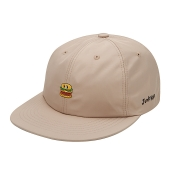 [HNK] The Trinity 6P Poly Cap (Beige)