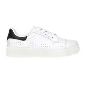 Carnaby PU leather sneakers_White