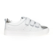 Union Square Velcro_White/silver