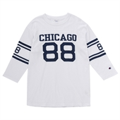 3/4 SLEEVE FOOTBALL T-SHIRT
