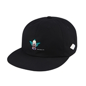 [SS16 Simpsons] Hi Krusty 6P Ball Cap (Black)