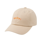 16 S/S WAIKIKI TWILL B.B CAP BEIGE