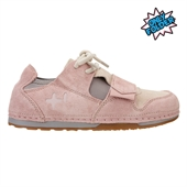 LOW SUEDE, ROSE CLOUD/ANGORA