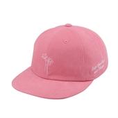 [White Garden] Flower 6P Cap (Pink)