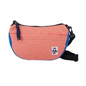 mini banana shoulder sweat nylon/Pink