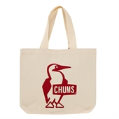 bobby canvas tote/Red