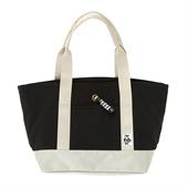 Tote Bag Sweat Nylon M/Black