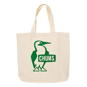 Booby Canvas Tote/Green