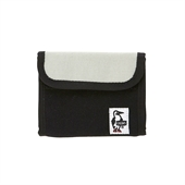 Trifold Wallet Sweat Nylon/Black