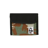 Trifold Wallet Sweat Nylon/MIX