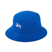 CLASSIC LOGO BUCKET HAT/BLUE