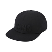 VANS TAG UNSTRUCTURED Black
