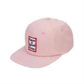 FRAME 6 PANEL CAP/PINK