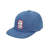 FRAME 6 PANEL CAP/DENIM
