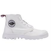 Pampa Hi Lea TPZ,White/White (W)