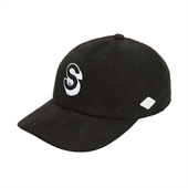 [16AW Music] S 6P Ball Cap (Black)
