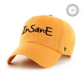 47BRAND InSanE CLEAN UP 1 / Yellow
