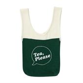 [Tea Please] Knit Shoulder Bag(Green)