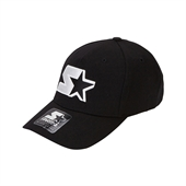 Big symbol multi fitted / Black