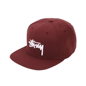STOCK FA16 CAP /Burgandy