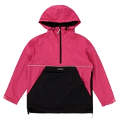 REFLECTIVE SPORTS PULLOVER/Pink