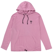 O'DYED HOODIE/Pink