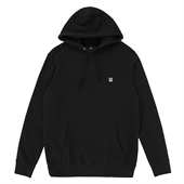 EIGHTY NINE ICON PULLOVER HOOD Black