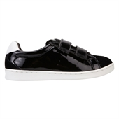 Pure sneakers_Black_velcro
