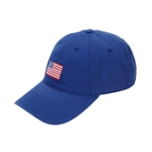 H-L American Flag© on Bright Navy