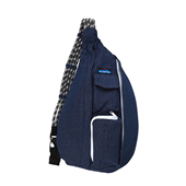 Rope Bag-Denim