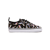 Authentic V Lace (Pizza Sharks) black/tr
