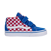 SK8-Mid Reissue (Checkerboard) racing re (K)