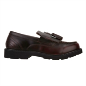 Tesoro Loafer_Burgandy (M)
