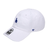 LOS ANGELES DODGERS WHITE ABATE 47 CLEAN