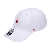 BOSTON RED SOX WHITE ABATE 47 CLEAN UP