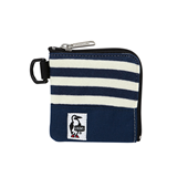 Square Coin Case S/N Navy