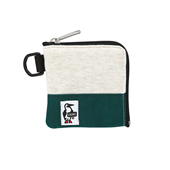 Square Coin Case S/N Green