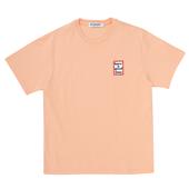MINI FRAME S/S TEE Pink