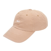 JUMBLE BAR HAT II 6 PANEL HAT Beige
