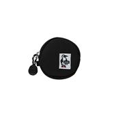 Eco Round Coin Case Black