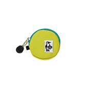 Eco Round Coin Case Yellow